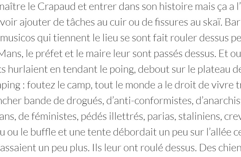 'April Rain' (extrait) – Stéphane Batsal