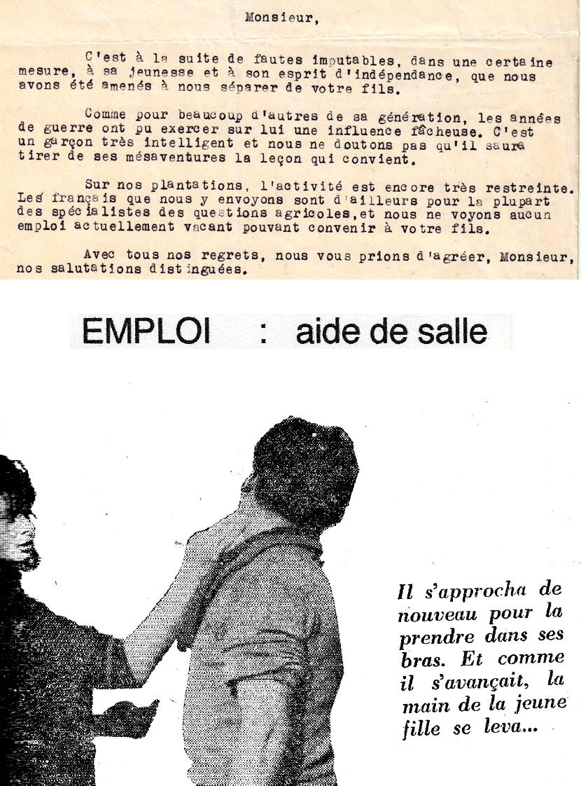 «Carnets» (extrait) – Éléonore Lebidois