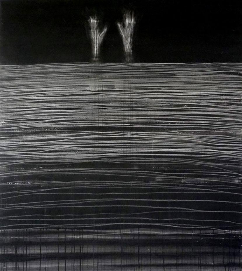 'Sans titre' – Cécile Wautelet