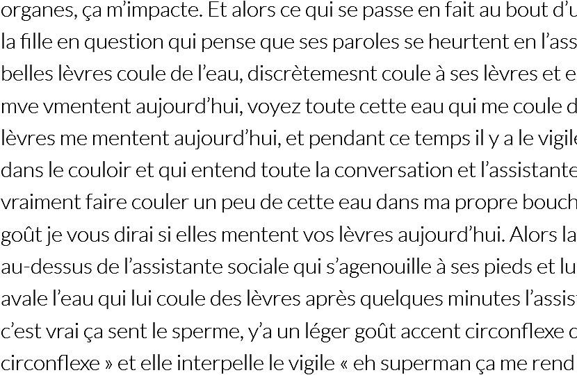 'Un conte pour jeunes gens' – Martin Gosset