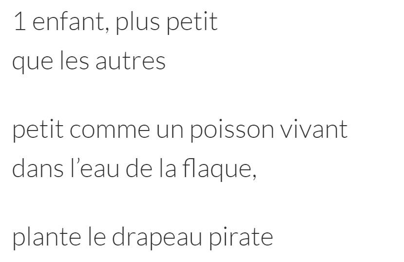 'Une dernière fois oui' (extrait) – Cédric Demangeot