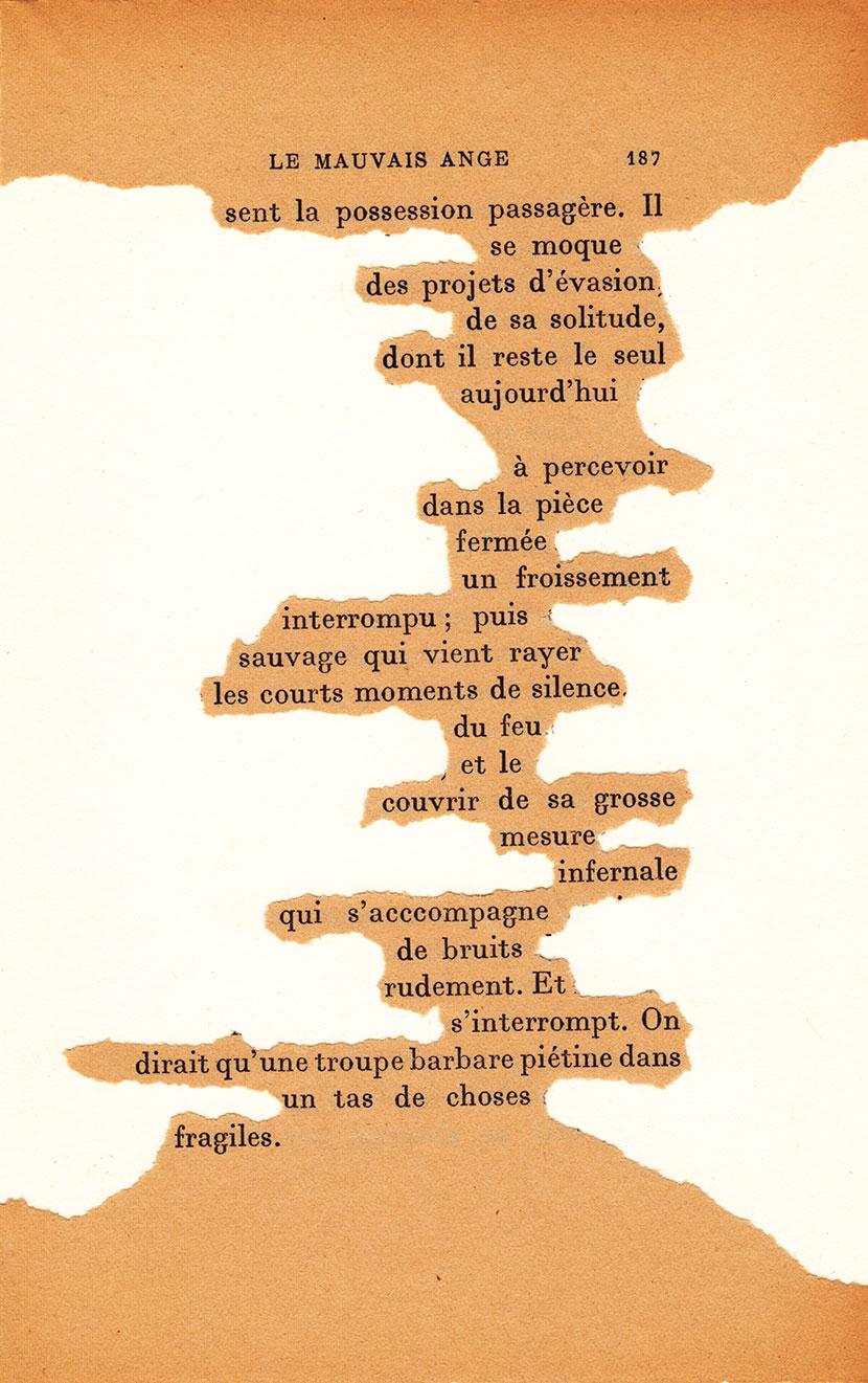 'Le mauvais ange' – Stéphane Batsal