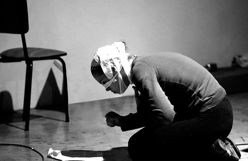 Lecture/Performance – Parole Errante (Librairie Michèle Firk) – A.C. Hello