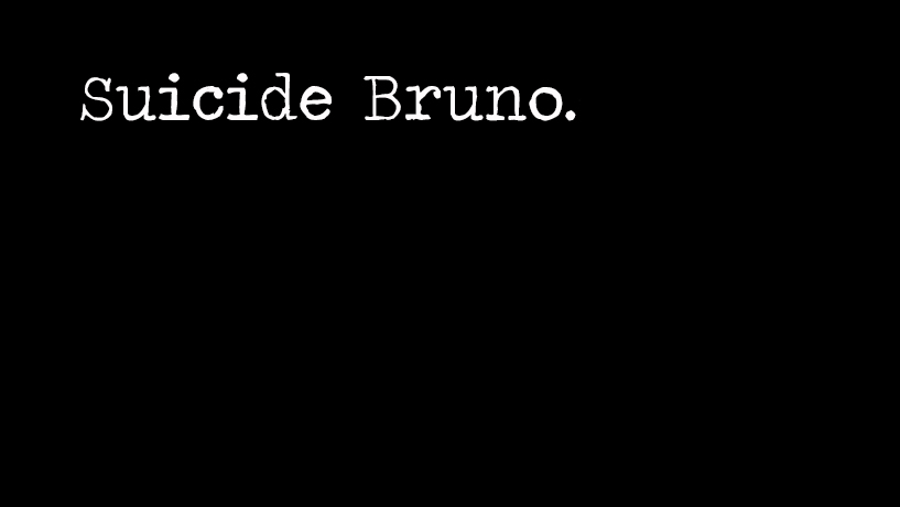 'Suicide Bruno' – À tel quel