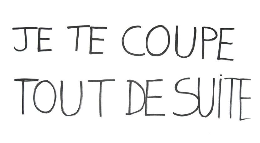 Série Ma parole contre la tienne - Cécile Wautelet