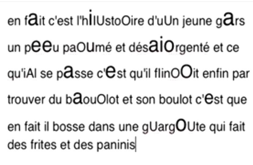 «Popcranc» – Martin Gosset